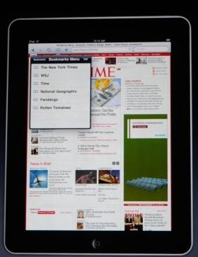 Lançamento da Apple - Ipad