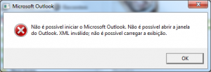 Erro Outlook