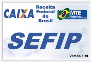 Sefip Caixa Econômica Federal