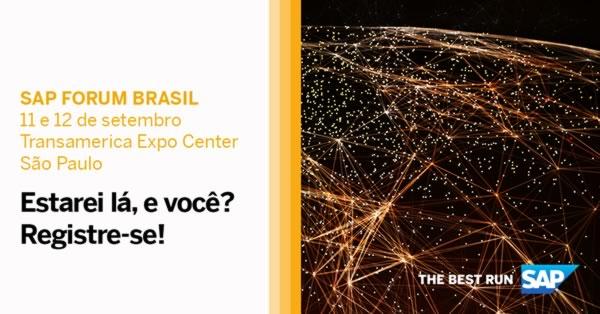 SAP Forum 2018