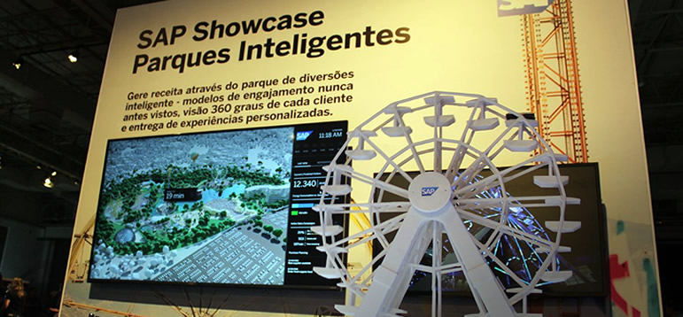 Parques Inteligentes SAP Forum