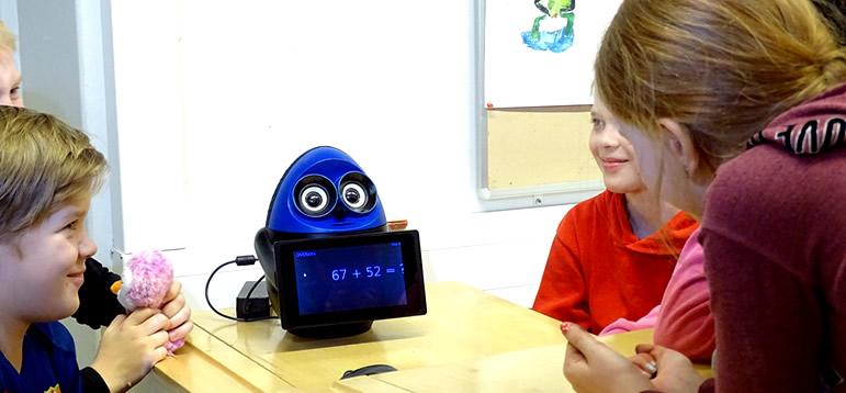 Robôs no Ensino