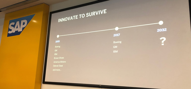 Innovate to Survive