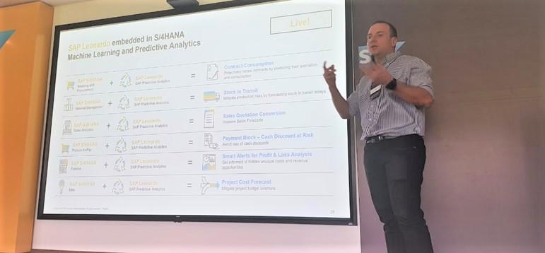 Excelência SAP Business