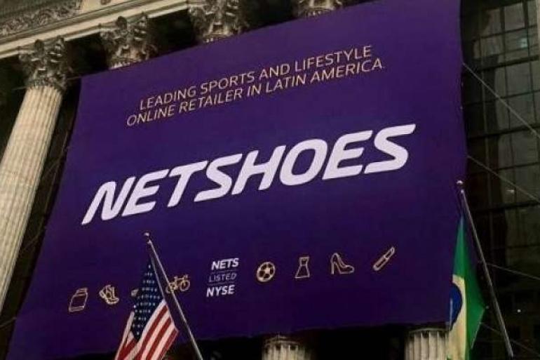 A venda da Netshoes