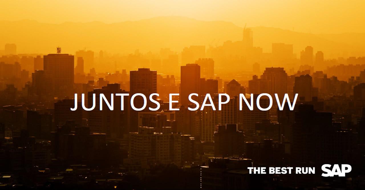 SAP NOW Futuro da Economia da Experiência